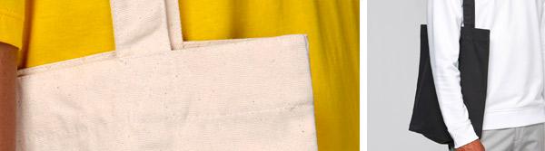 Shopper di stoffa 100% cotone